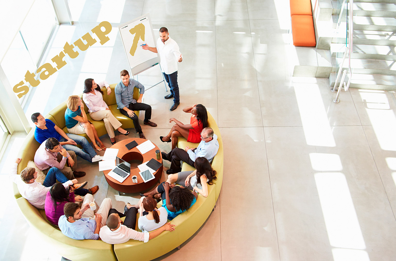 Cómo comunicar una startup eficazmente por Agencialia.
